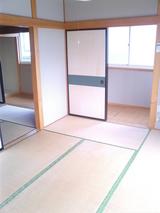 カマダ・インダス・2DK・アパート・室内2