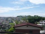 エクレール塩釜赤坂ヒルズ・2F角部屋・3LDK・M・西側眺望