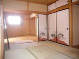塩釜市母子沢町・大型8DK・中古住宅・2F和室1