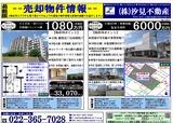 H28/12/3(土)河北新報 折込広告・表面