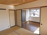セジュールヴェル�・�・3DK・アパート・室内2