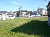 七ヶ浜町境山二丁目・更地105坪・実測売買・住宅用地・外観7