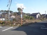 七ヶ浜町吉田浜字野山・75坪・住宅用地・外観