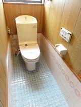 松島町高城字西柳・6LDK・戸建貸家・トイレ