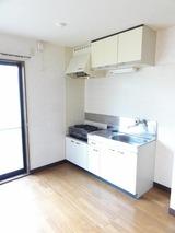 グレデュース・2DK・アパート・キッチン