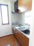 パルウッド・アパート・1LDK・キッチン