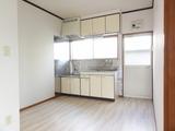 ハイツ石垣・メゾ3DK・アパート・キッチン