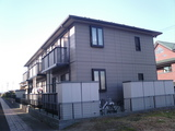 ショコラハウス�・2DK・アパート・外観
