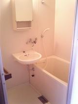 本町・ベルハウス・浴室