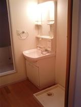 グレイスコート・3DK・アパート・洗面所