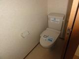 エクセル多賀城・1LDK・アパート・トイレ