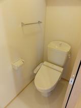 ディオール朝風・トイレ