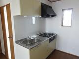 エクセル多賀城・1LDK・アパート・キッチン