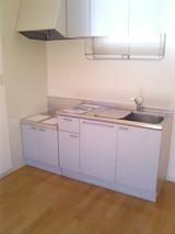 グリーンパーク�・�・2LDK・アパート・キッチン