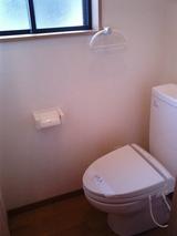 ドラゴン壱番館・2DK・アパート・トイレ