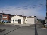 新浜町3丁目・大型199坪・古事務所,倉庫付売土地・外観
