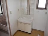 玉川2丁目・積水ハウス施工4SLDK・中古住宅・洗面