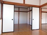 コーポポエム・3K・アパート・室内2(洋室)