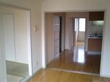 グレイスコート・3DK・アパート・室内