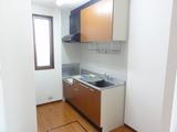 ステューディオ�・1LDK・アパート・キッチン