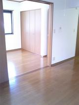 ウィングハウス・2LDK・アパート・室内