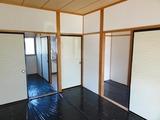 加瀬字十三塚・3K棟割貸家・室内1