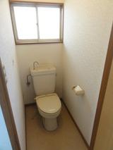 ベルポアン・2DK・アパート・トイレ