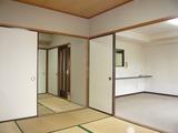 朝日プラザ駅前通・3F-E2・3LDK・960・M・室内1
