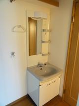リバイブヒルズ・1K・アパート・洗面