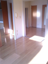 ショコラハウス�・2DK・アパート・室内2