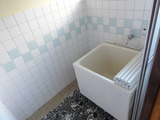 コーポポエム・3K・アパート・浴室