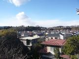 松島町磯崎字菱又・317坪・住宅用地・西側眺望