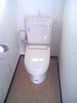 大石荘・トイレ