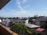朝日プラザ駅前通・3F-E2・3LDK・960・M・南側眺望1