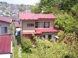 みのが丘・125坪・住宅用地・外観