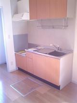 ショコラハウス�・2DK・アパート・キッチン