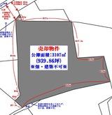 利府町森郷字堀川・939坪・農地・地形図