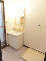 パセオステーブル我妻・3DK・アパート・洗面