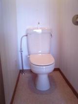 サンフラワー�・2LDK・トイレ