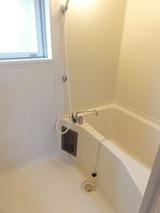 スズキレジデンス・3K・アパート・浴室