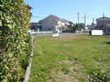 七ヶ浜町境山二丁目・更地105坪・実測売買・住宅用地・外観5