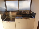 コーポ新和・2DK&3DK・アパート・キッチン
