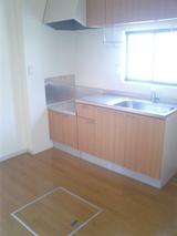 グリーンパーク�・3DK・キッチン