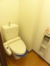 ステューディオ�・1LDK・アパート・トイレ