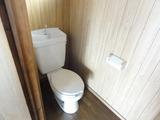 コーポポエム・3K・アパート・トイレ
