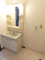 グリーンハイツ21・4DK・アパート・洗面