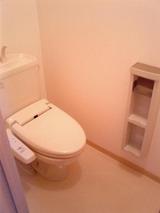 ソラティーオ・3K・アパート・トイレ