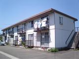 サンコーポ・3K・アパート・外観