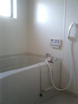 コーポおばた・3DK・アパート・浴室