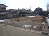 塩釜市大日向町・大型148坪・住宅用地・外観4